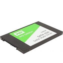 "Western Digital - WD Green 2,5"" SSD 120GB SATA III 6Gb/s TILBUD NU"