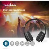 Nedis Trådløse hovedtelefoner   Bluetooth®   Over-ear   Active Noise Cancelling