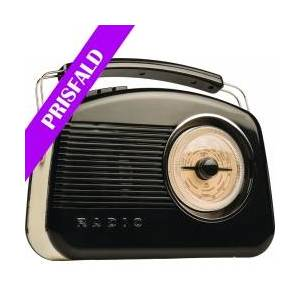 König Bærbar Dab + Radio FM / AM / DAB / DAB+ AUX Sort, HAV-TR900B sortere ising
