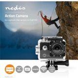 Nedis Action-kamera   Full HD 1080p   Wi-Fi   Vandtæt etui, ACAM21BK TILBUD NU