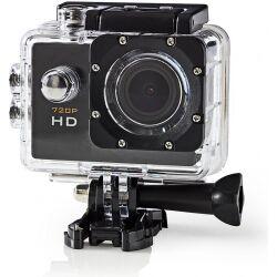Nedis Actionkamera   HD 720p   Vandtæt kuffert, ACAM10BK TILBUD NU