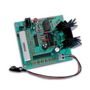 Velleman - K7300 Universal batterilader /aflader TILBUD NU universel