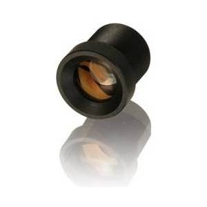 Velleman - CCD & CMOS kameralinse F2.0 / 2,5mm, 100°/84° vidvinkel TILBUD NU