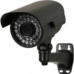 Farve projektilkamera 30m IR, 420 TV linjer (IP66) projektil fjernsyn kamera