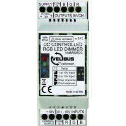Velbus - VELBUS 0..10V RGB LED lysdæmper TILBUD NU