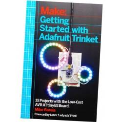 Getting Started with Adafruit Trinket (Engelsk) nipsting startede gang kom med