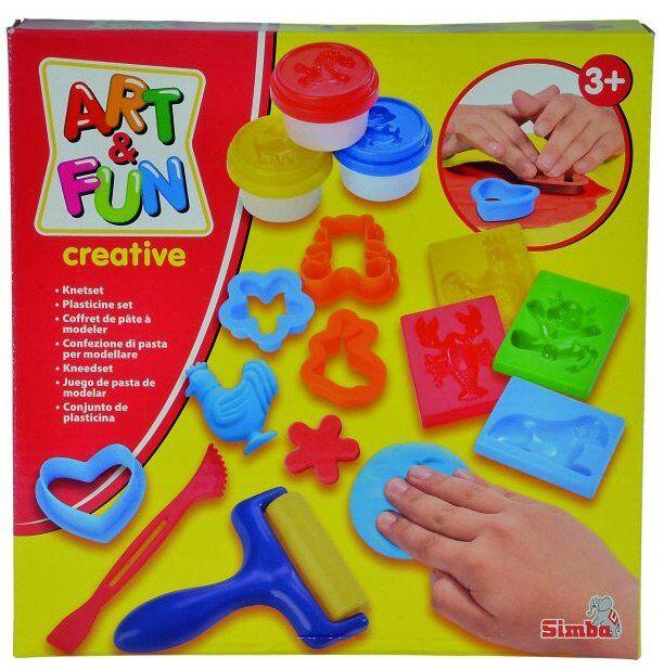 ART & Fun Modellervoks Sæt