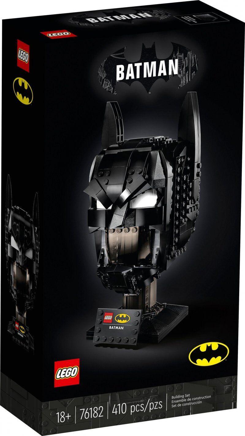 Lego Super Heroes - Batman Hætte - 76182