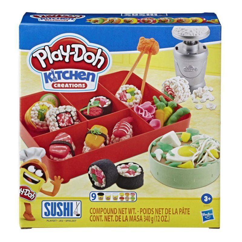Play-Doh - Kitchen Creations - Sushi Legsæt