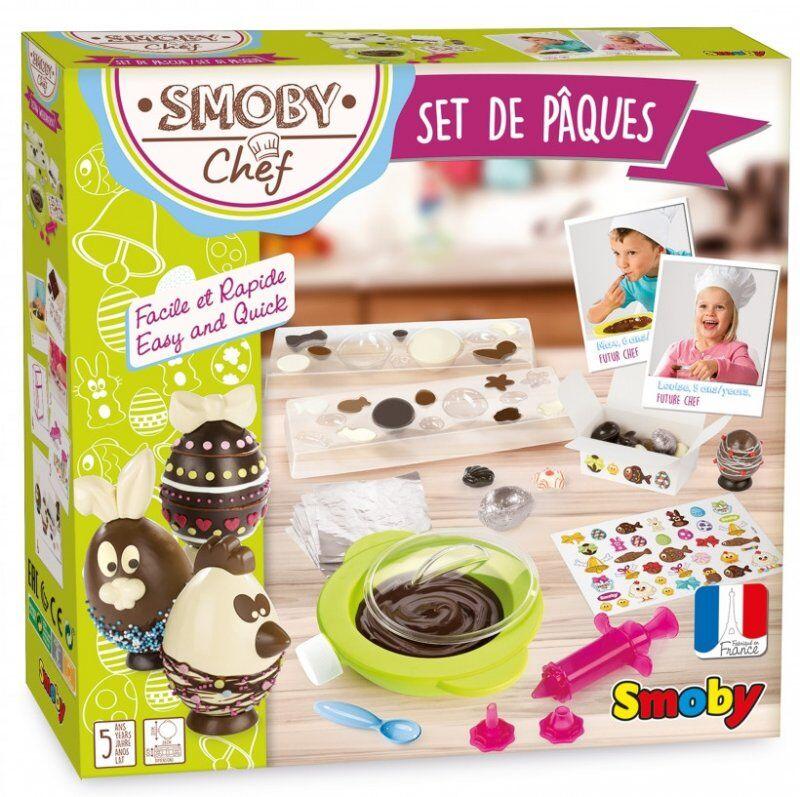 Smoby Chef - Chokolade Sæt