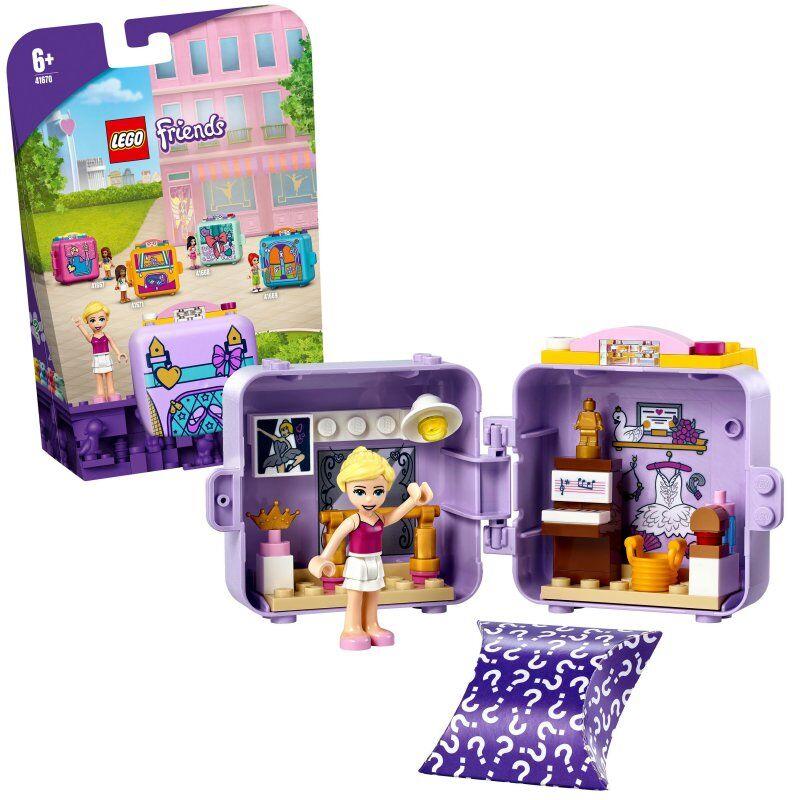 Lego Friends - Stephanies Balletboks - 41670