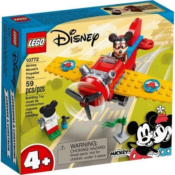 Lego Disney - Mickey Mouses Propelfly - 10772