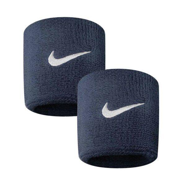 Nike - Svedbånd Til Håndled - Blå - 2 Stk