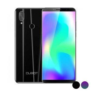 """Cubot X19 Mobiltelefon - 5,93"""" Display - 16mp Kamera - 64gb Plads - Sort"""