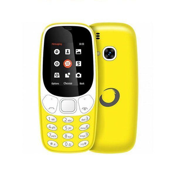 Brigmton Mobiltelefon Btm-4 - Dual Sim