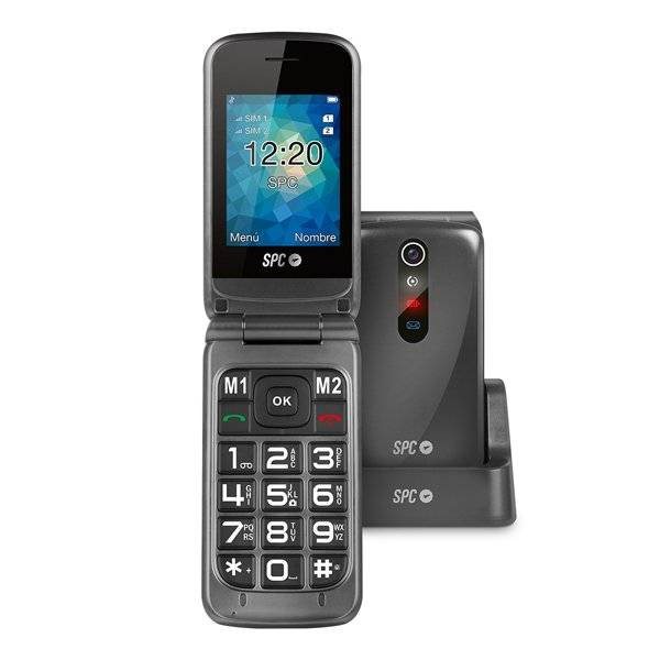"Spc Klaptelefon - Stella 2317t - 2,4"" Display"