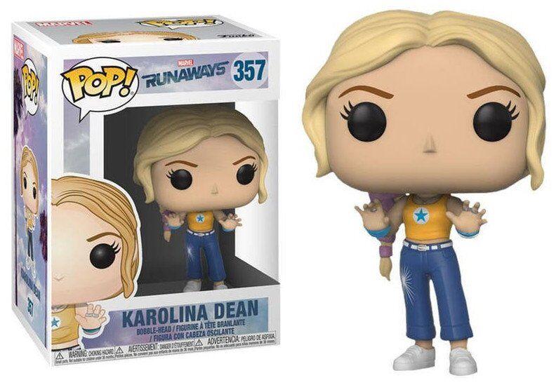 Funko Pop! Figur - Marvel Runaways - 357 - Karolina