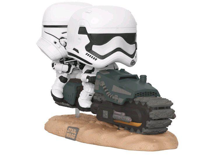 Funko Pop! Figur - Star Wars Bobblehead First Order Tread Speeder