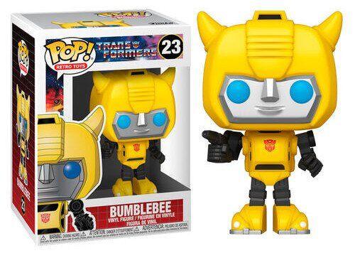Funko Pop! Figur - Transformers - 23 - Bumblebee