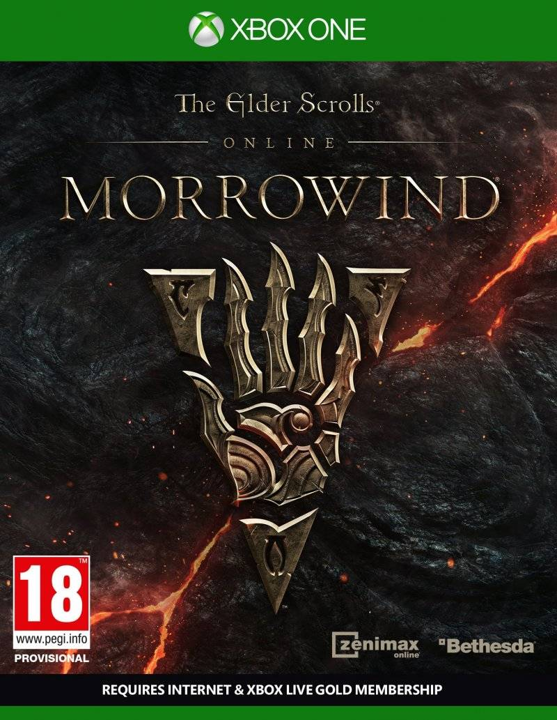 The Elder Scrolls Online: Morrowind (day 1 Edition) - Xbox One