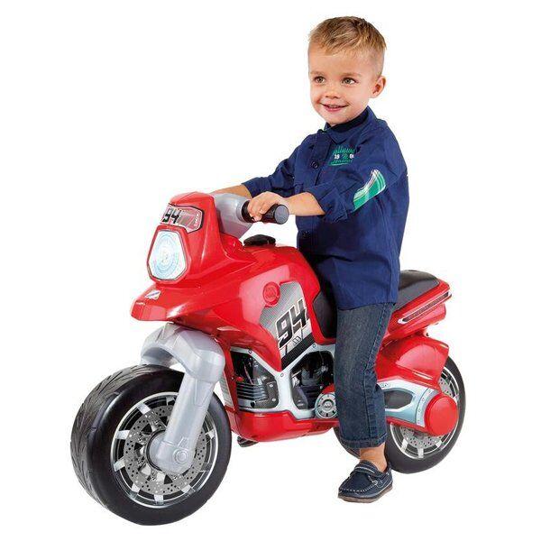 Løbe Motorcykel Til Børn - Molto Cross Premium