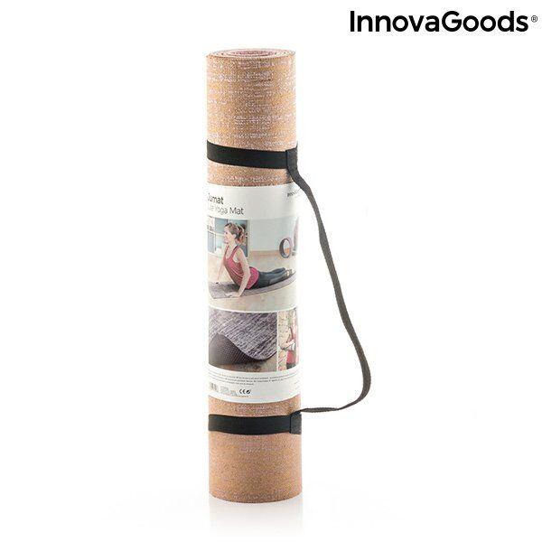 Innovagoods - Yogamåtte Med Rem - Jumat - 173 Cm