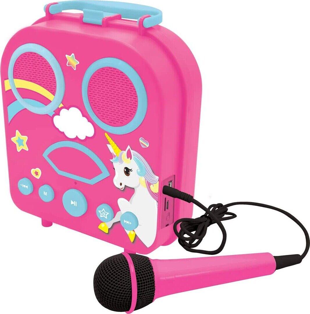 Karaoke Maskine Til Børn - Med Mikrofon - Lexibook