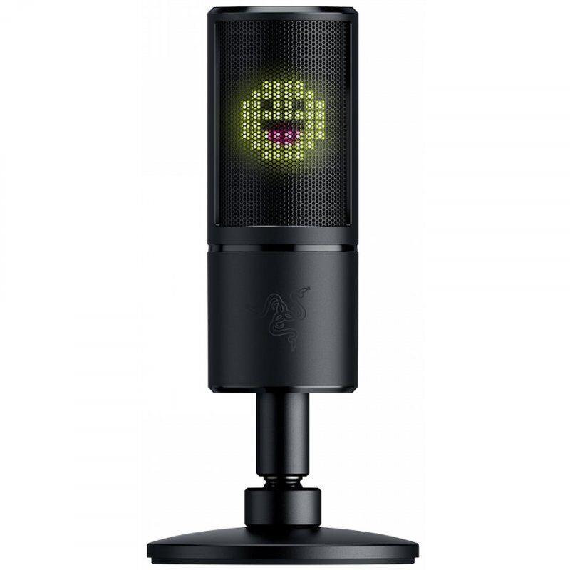 Razer Seiren Emote - Usb Gaming Mikrofon Til Pc Streaming