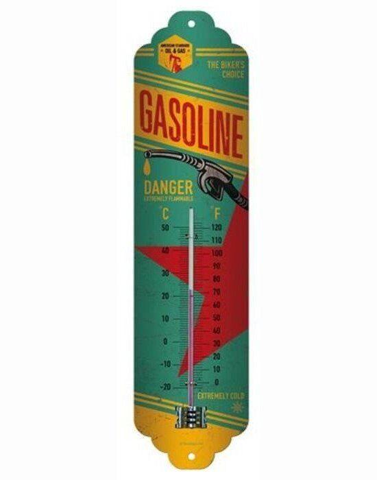 Gasoline - Termometer