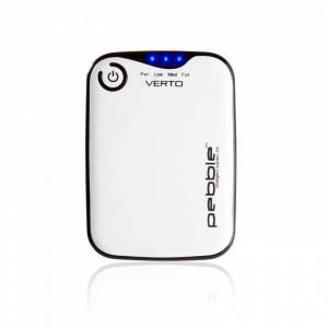 Veho Pebble - Usb Powerbank - 3700 Mah 1a - Hvid