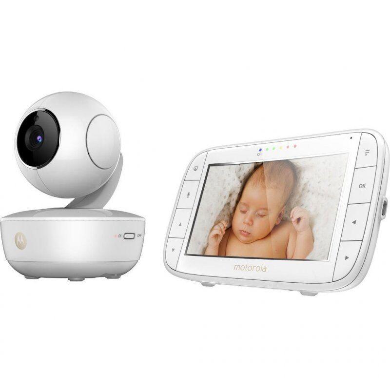Motorola Babyalarm Med Kamera - Mbp 55