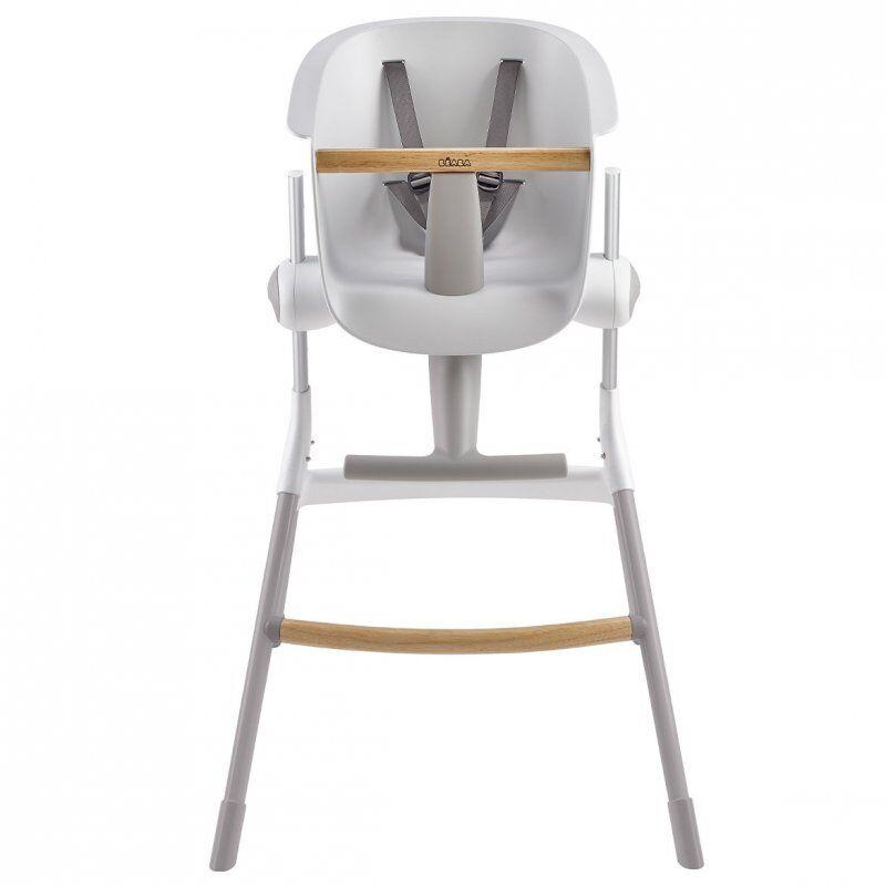 Béaba - Højstol Til Baby - Up & Down - Grå Hvid