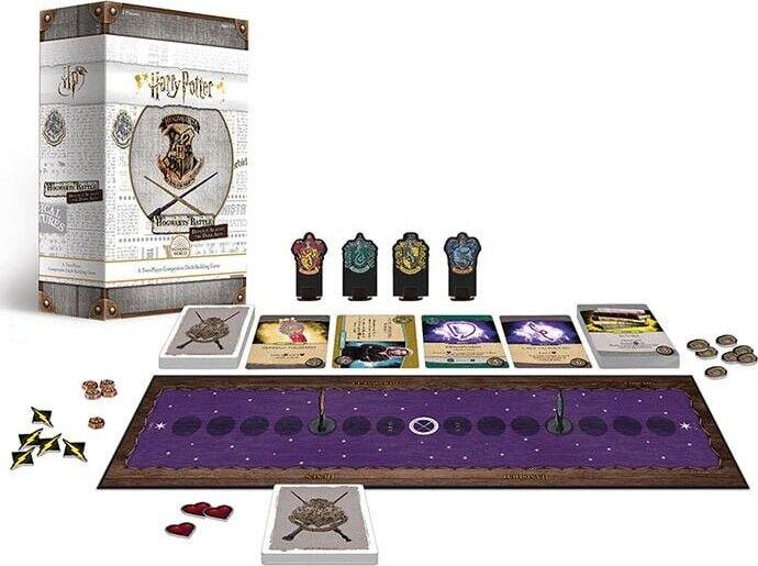 Harry Potter - Hogwarts Battle - Brætspil