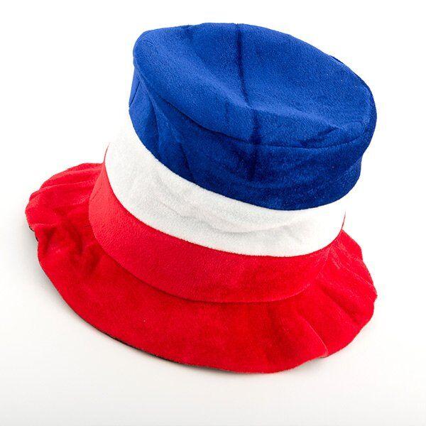 Hat Med Fransk Flag