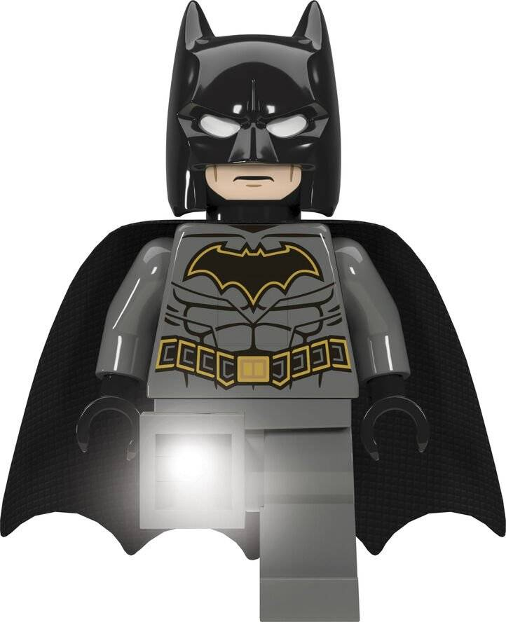 Lego - Lommelygte Med Led Lys - Batman