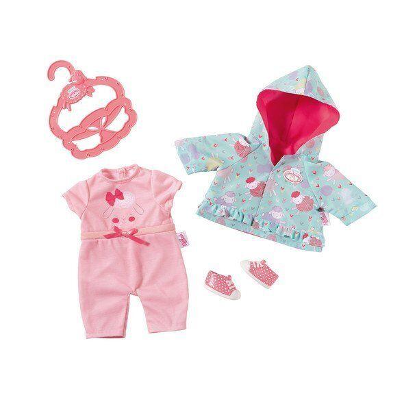 Baby Annabell - Dukketøj - 36 Cm - Sparketragt Tumle Sæt