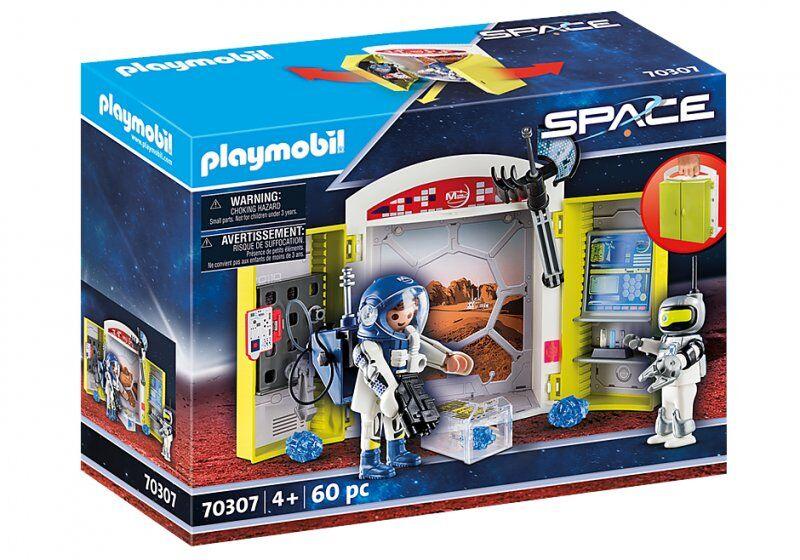 Playmobil Space - Mars Mission Legesæt - 70307