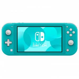 Nintendo Switch Lite - Turkisblå