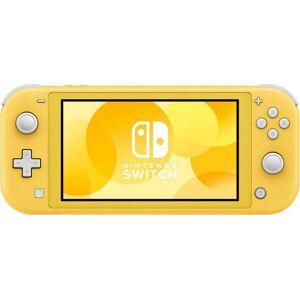 Nintendo Switch Lite - Gul