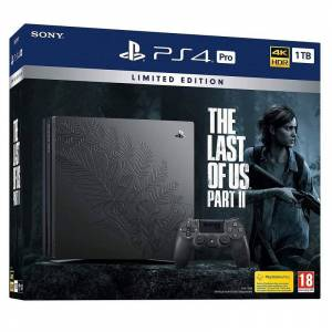 Ps4 Pro - 1tb - The Last Of Us 2 Limited - Playstation