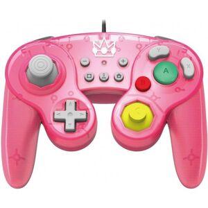 Nintendo Switch Super Smash Bros Controller - Peach