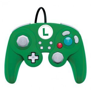 Switch Smash Pad Pro - Luigi Controller Med Kabel