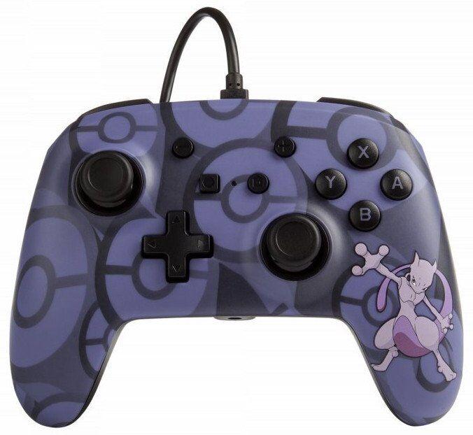 Nintendo Powera - Nintendo Switch Controller - Pokémon Mewtwo