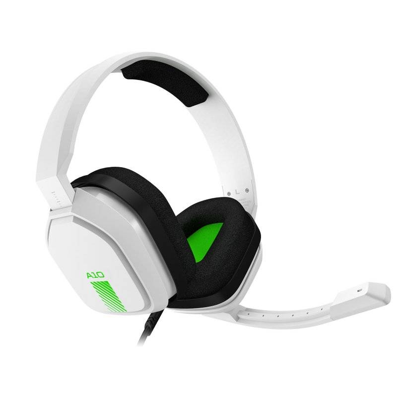 Astro A10 - Gaming Headset Til Xbox One Pc Mac - Hvid
