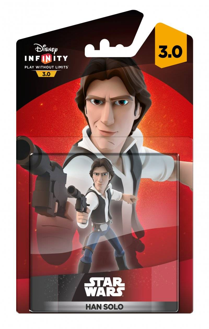 Disney Infinity 3.0 - Han Solo Figur