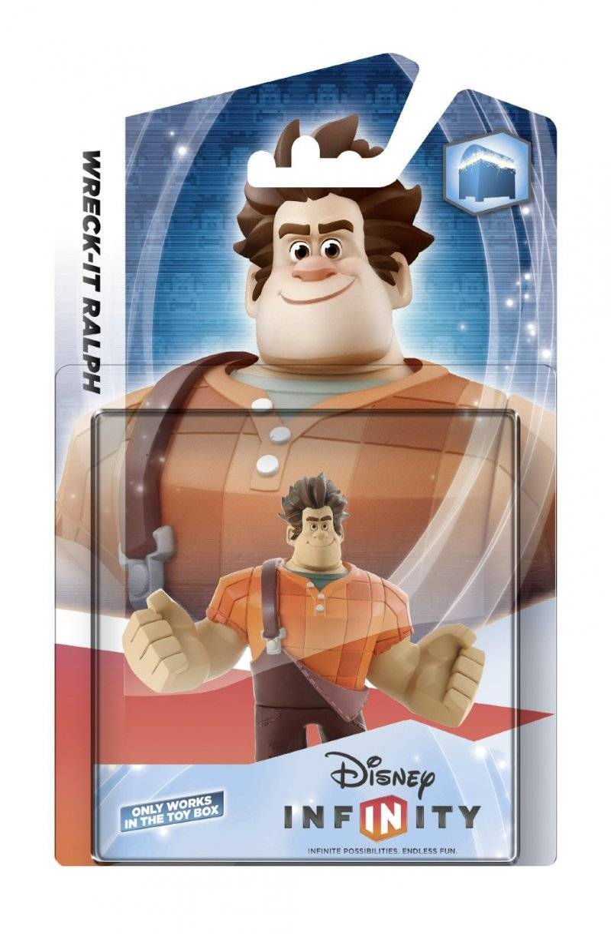 Disney Infinity Figur - Vilde Rolf