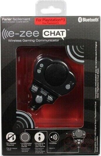 E-zee Chat Wireless Gaming Communicator Til Ps3