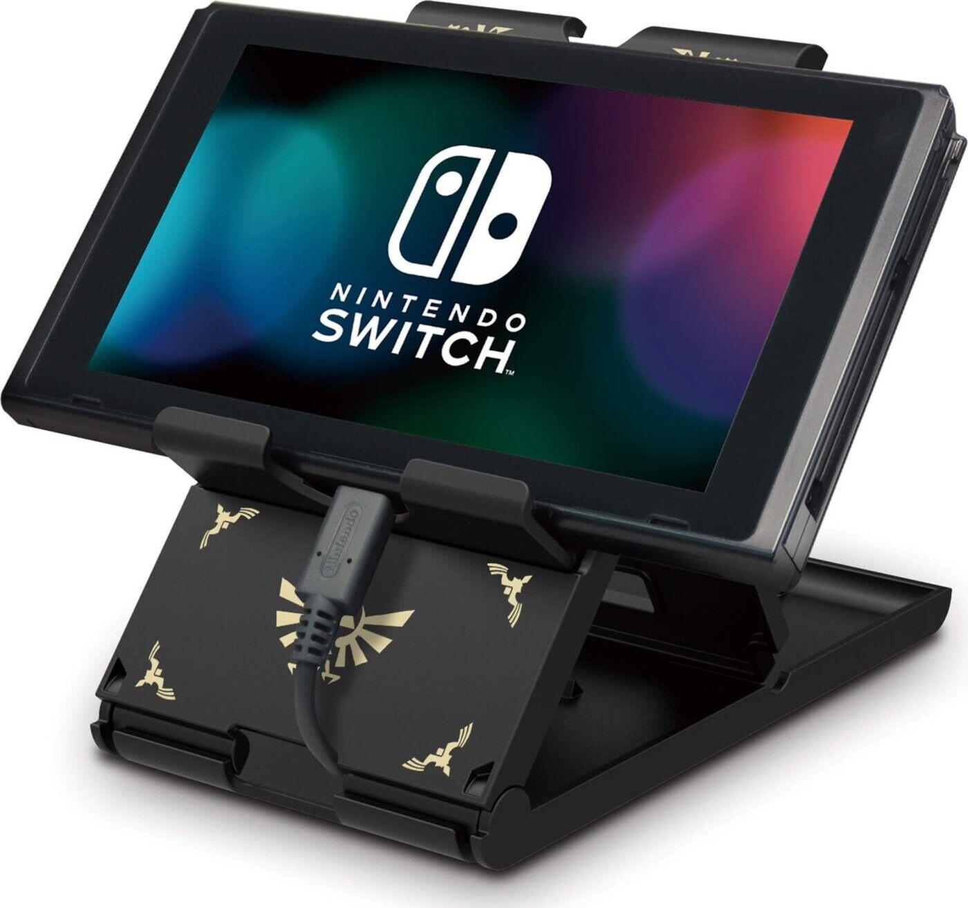 Nintendo Hori Nintendo Switch Compact Playstand Stander - Zelda