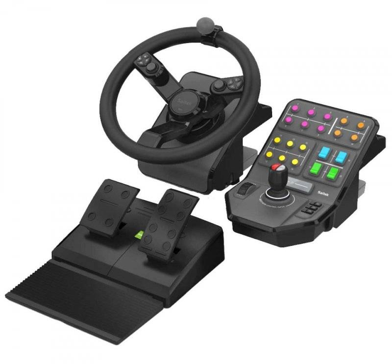 Logitech G Saitek Farming Simulator Controller Usb