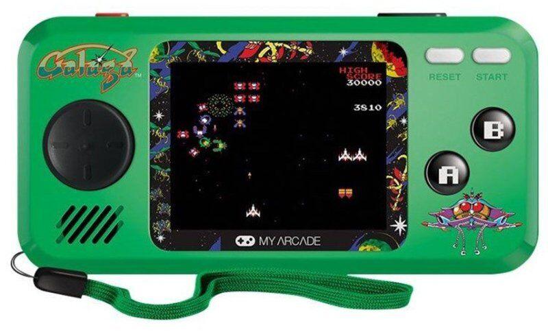 My Arcade - Galaga 3 - Retro Mini Spillekonsol